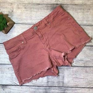 3/$23-YMI Shorty Shorts